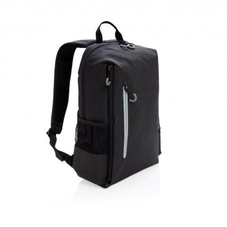 "Lima 15"" RFID & USB laptop backpack"