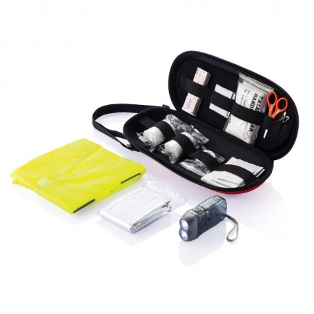 47 pcs first aid car kit
