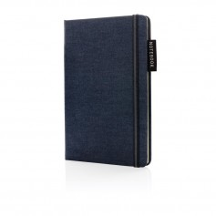 Deluxe A5 denim notebook