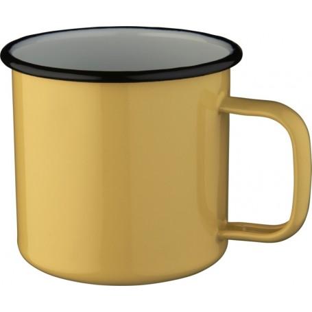 """Turistinis puodelis su Jūsų logotipu, užrašu """"CAMP"""""""