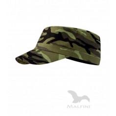 Kamufliažinė kepurėlė LATINO su logotipu