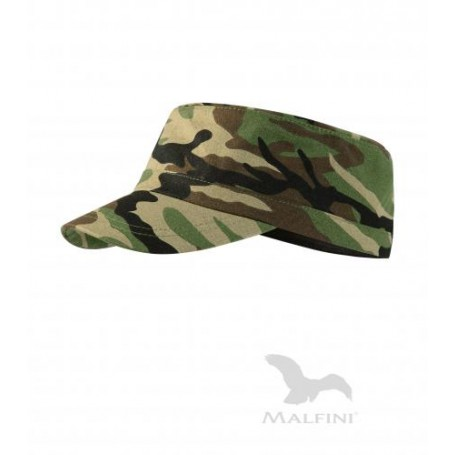 Stilinga vasarinė kareiviška kepurėlė ARMY