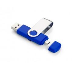 """Reklaminis USB raktas su logotipu, užrašu """"UDISC"""""""