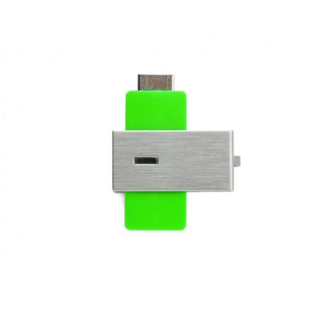 "Reklaminis 16GB talpos USB raktas su logotipu ""TWIL"""