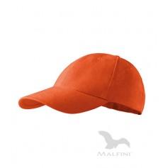 Reklaminė beisbolo kepurėlė 6P su logotipu