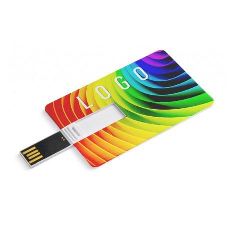 """USB raktas - kortelė su Jūsų įmonės logotipu """"KARTA"""""""