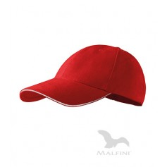 Reklaminė beisbolo kepurėlė SANDWICH su logotipu