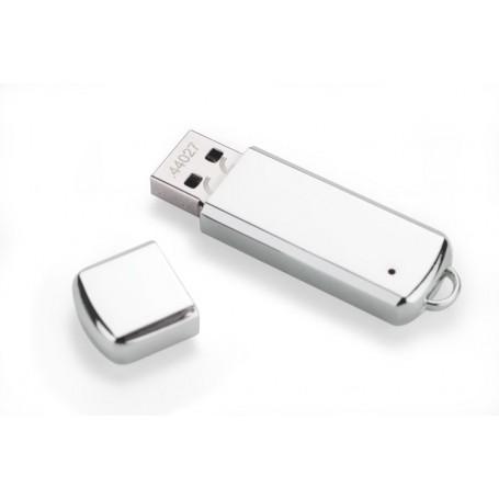 """Metalinis reklaminis USB raktas su logotipu """"VERONA"""""""