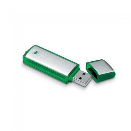 """USB laikmena """"flash'as"""" su logotipu, užrašu """"RECO"""""""