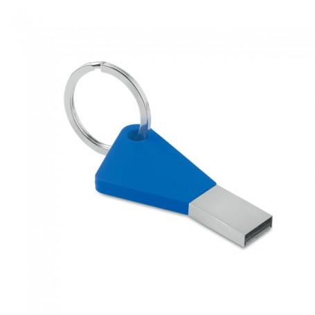 "Rakto formos reklaminis USB raktas su logotipu ""SHAPE"""