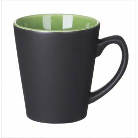 """Keramikinis puodelis su patogiai išlenkta rankena """"PORCI"""""""