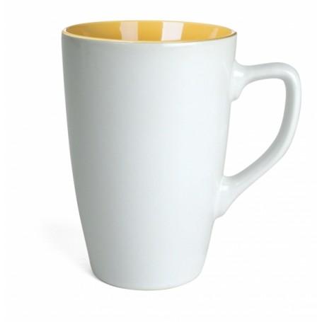 """Keramikinis reklaminis puodelis su logotipu """"QUEEN"""""""