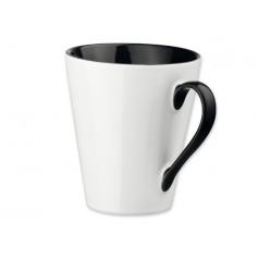 """Keramikinis reklaminis puodelis su logotipu, užrašu """"COLBY"""""""