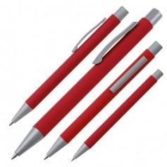 """Metalinis reklaminis tušinukas su logotipu """"DHABI"""""""