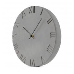 """Stilingas reklaminis sieninis laikrodis su Jūsų logotipu """"ATIC"""""""