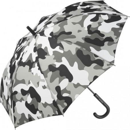 """Kamufliažinis reklaminis skėtis, su jūsų logotipu """"SNOW"""""""