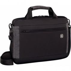 """Reklaminis nešiojamojo kompiuterio krepšys su Jūsų logotipu """"SLIM"""""""