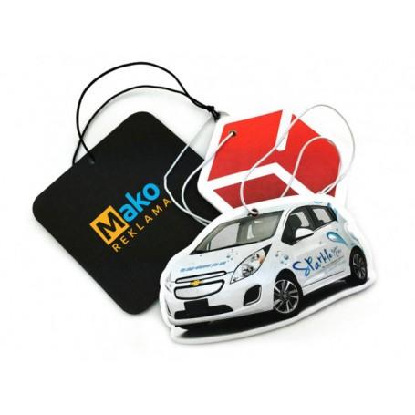 Automobilio oro gaiviklis su logotipu
