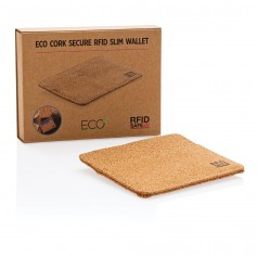 """Ekologiškas kortelių dėklas su RFID apsauga """"ECO"""""""