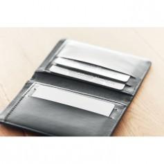 """Apsaugos kortelė su RFID IR logotipu """"COSMOS"""""""