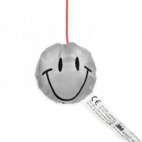 Reklaminis atšvaitinis žaislas su logotipu SMILEY