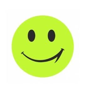 Spalvoti atšvaitiniai lipdukai su Jūsų logotipu COLR