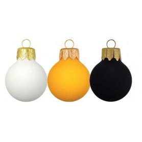 Kalėdiniai lukšto tipo žaisliukai su spauda EGE