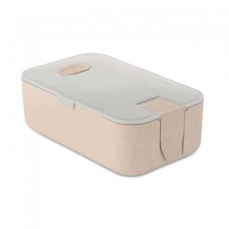 Ekologiška dėžutė pietums su logotipu EAT