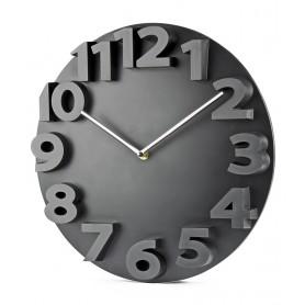 Išskirtinis sieninis laikrodis su logo MAURO