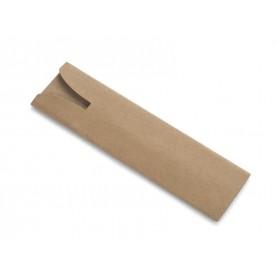 Popierinis dėklas rašikliui su spauda SAVE