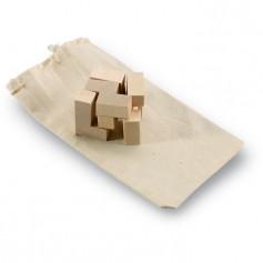 Medinė puzlė maišelyje PUZZ