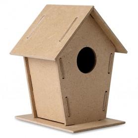 Medinis namelis paukščiams ir Jūsų spauda BIRD