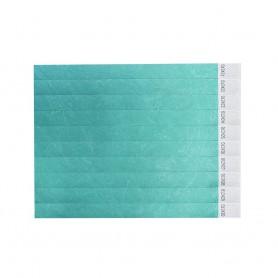 AQUA spalvos popierinės apyrankės
