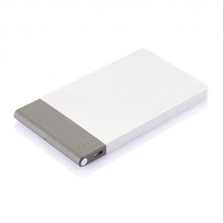 4.600 mAh thin powerbank
