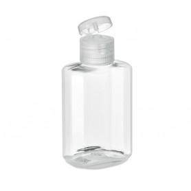 Buteliukas antibakteriniam skysčiui DEZINF su logotipu, 80 ml