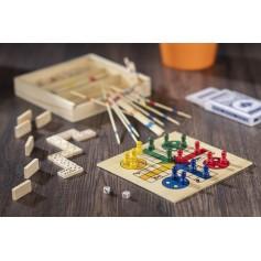 Stalo žaidimų rinkinys 4 in 1 CATRO