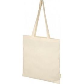 Organinės medvilnės reklaminis maišelis 100g/m2