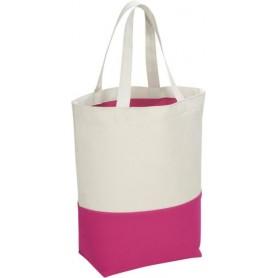Reklaminis medvilninis maišelis su spalva 280g/m2