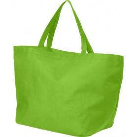 Reklaminiai neaustiniai talpūs maišeliai su spauda 80g/m2