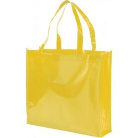 """Reklaminiai neaustiniai pirkinių maišeliai """"SHINY"""" 80g/m2"""