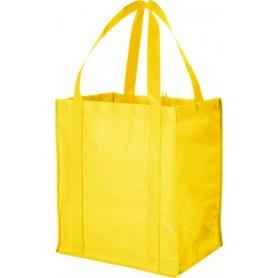 Reklaminiai neaustiniai talpūs pirkinių maišeliai 80g/m2
