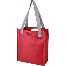 Reklaminiai neaustiniai tvirtomis rankeminis maišeliai su logotipu
