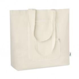 Reklaminiai talpūs sulankstomi maišeliai 150g/m2