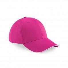 """Reklaminės 6P BEECHFIELD kepurėlės su logotipo spauda """"ATHLEISURE"""""""