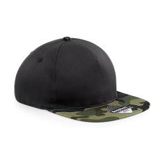 """Reklaminės medvilninės 5P kepurėlės su spauda """"CAMO"""""""