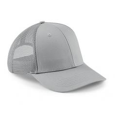 """Reklaminės tinklelinės 6 segmentų kepurėlės su logotipu """"URBANWEAR"""""""