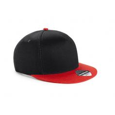 """Reklaminės medvilninės FULL CAP kepurėlės su spauda """"YOUTH"""""""