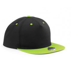 """Reklaminės 5P FULL CAP kepurėlės su Jūsų logotipu """"RAPPER PLUS"""""""