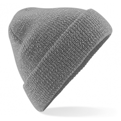 """Reklaminės šviesą atspindinčios kepurėlės su logotipu """"REFLECTIVE"""""""