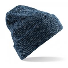 """Reklaminės žieminės, megztos kepurėlės su logotipu """"DIFFERENT"""""""